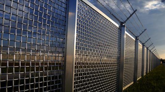 Norton Security Solutions Site Button Security Fences 001
