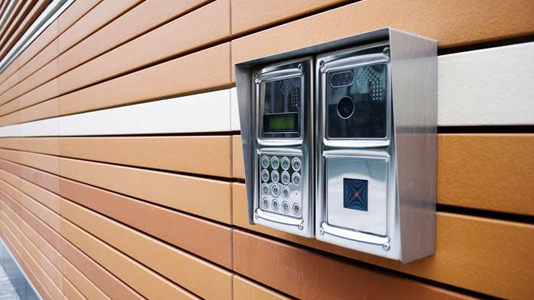 Access Control - Norton Security Systems offers a range of access